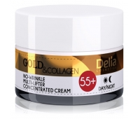 Crema antirid aur&collagen 55+ 50ml DELIA COSMETICS