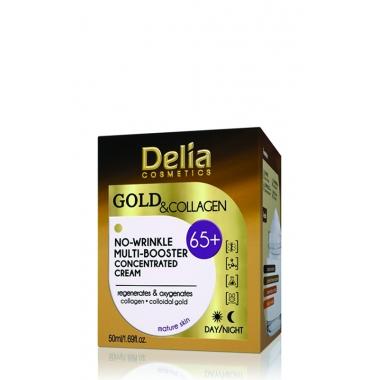 DELIA CREMA ANTIRID AUR&COLLAGEN 65+ 50ML