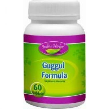 Guggul Formula 60cpr INDIAN HERBAL