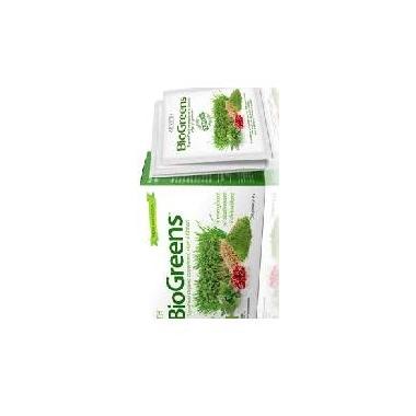 BioGreens Plicuri, 28 de plicuri x 4 gr