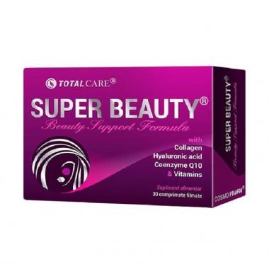 Super Beauty, beauty suport formula, 30 comprimate, Cosmopharm