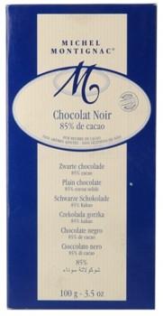 Ciocolata neagra 85% Montignac