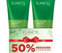 Elancyl gel de dus cu iedera 200ml DUO 1+50%
