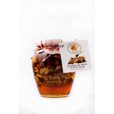 MIERE MIX FRUCTE USCATE 360GR