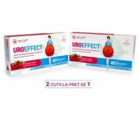 UROEFFECT 10CPS 1+1 CADOU