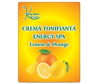 CREMA TONIFIANTA ENERGY SPA 1000ML