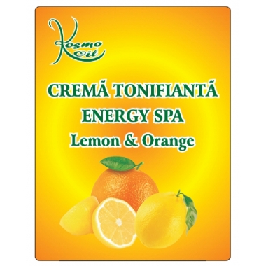 CREMA TONIFIANTA ENERGY SPA 1000ML