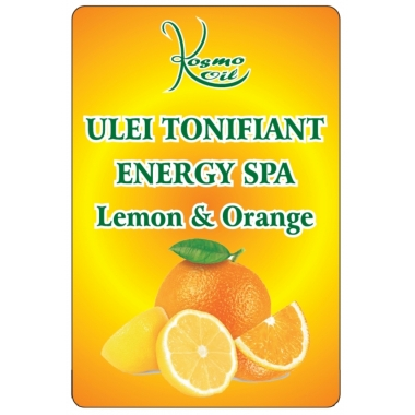 ULEI TONIFIANT ENERGY SPA 250ML