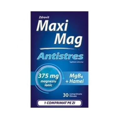 MAXIMAG ANTISTRES 30CPR