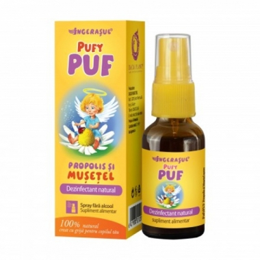 PUFY PUF PROPOLIS&MUSETEL FR.ALCOOL SPRAY 20ML