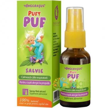 PUFY PUF SALVIE FR.ALCOOL SPRAY 20ML