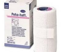Fașa elastică autoadezivă Peha-haft, 8 cm x 4 m, Hartmann