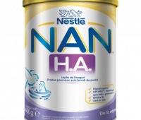 NESTLE NAN HA, 400G, DE LA NASTERE