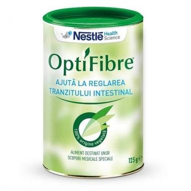 OptiFibre reglarea tranzitului, 125 g, Nestle