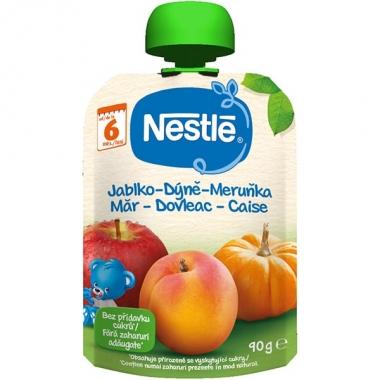 Nestle Piure mar dovleac caise de la 6 luni X 90 gr