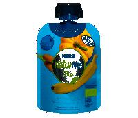Piure Nestle NaturNes Bio dovleac banane morcov de la 6 luni 90 gr