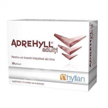 Adrehyll adulti, 10 plicuri, Hyllan