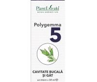 POLYGEMMA NR. 5 50ML(CAV BUCALA/GAT)