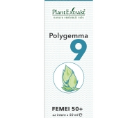 POLYGEMMA NR. 9 50ML(SENIOR-FEMEI 50+)