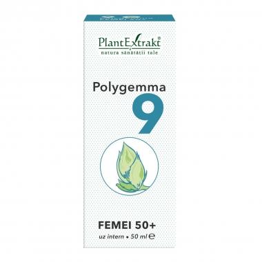 POLYGEMMA NR. 9 50ML(SENIOR-FEMEI 50+)
