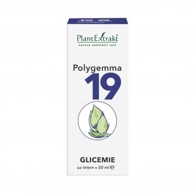 POLYGEMMA NR.19 50ML(GLICEMIE)