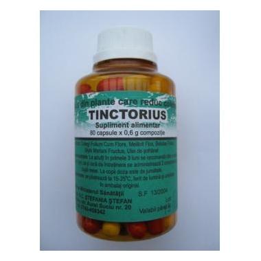TINCTORIUS 80 cps STEFANIA STEFAN