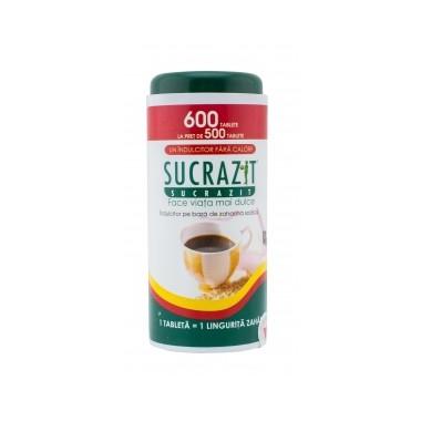 SUCRAZIT 500CPR+100CPR GRATIS