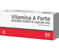 Vitamina A FORTE 50000 UI