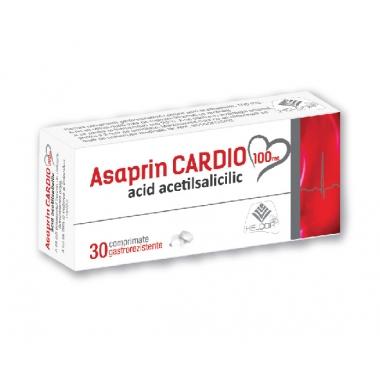 ASAPIRIN CARDIO 100 MG X 30 CPR