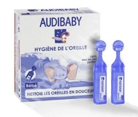 Audibaby, 10 fiole x 2 ml