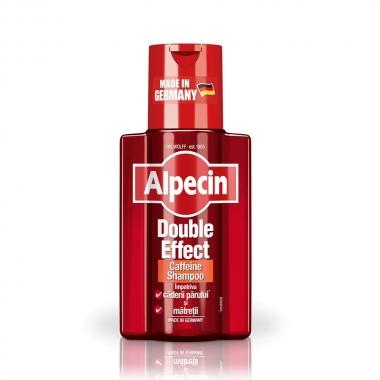 Sampon dublu effect Alpecin, X 200 ml