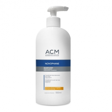 Șampon Energizant, Novophane, 500 ml, ACM