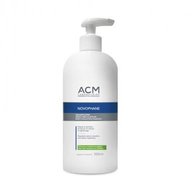 Șampon Seboreglator, Novophane, 500 ml, ACM