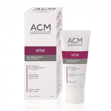 Gel reglator al pigmentării Vitix, 50 ml, Acm