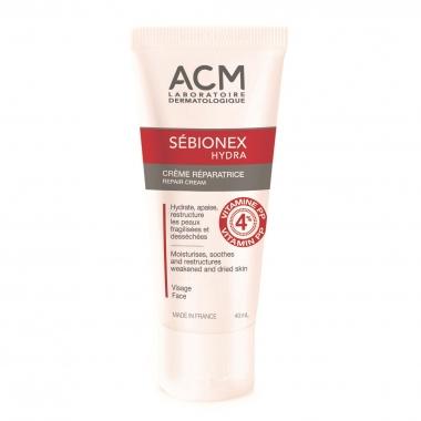Cremă reparatoare Sebionex Hydra, 40 ml, Acm