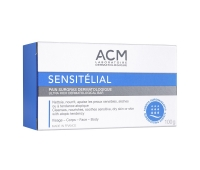 Săpun dermatologic Sensitelial, 100 g, Acm