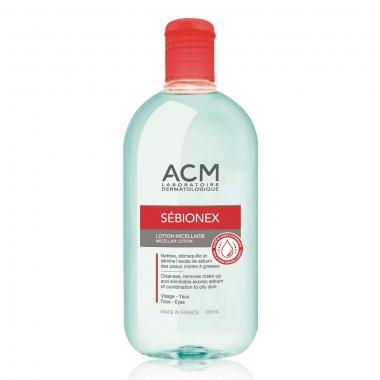 Loțiune micelară Sebionex, 250 ml, Acm
