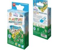 PLASTURI COPII PINOCHIO 2X7CM 10BUC/CUT