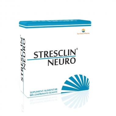 Stresclin Neuro x60 cp