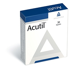 Acutil x 30 capsule