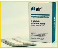 AIR7 VITAMINA PLAMANILOR 30CPS