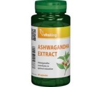 EXTRACT DE ASHWAGANDHA 240 MG 60CPS