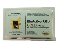 Bio-Active Q10 Gold 100 mg Pharma Nord, 60 capsule