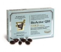 BIO ACTIVE Q10 GOLD 100 MG, PHARMA NORD, 30 CAPSULE MOI