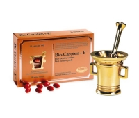 Bio-Caroten + Vitamina E Pharma Nord, 30 capsule