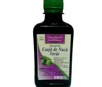 Tinctura din Coaja de Nuca Verde Natura Plant Poieni, 200 ml