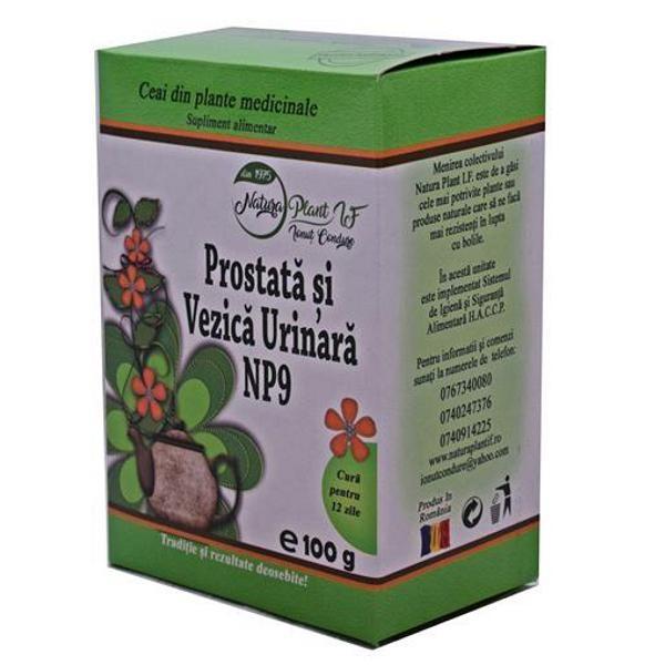 Ceai prostata aroma plant