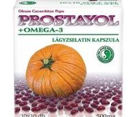 Prostayol cu omega 3 100cps MIXT COM