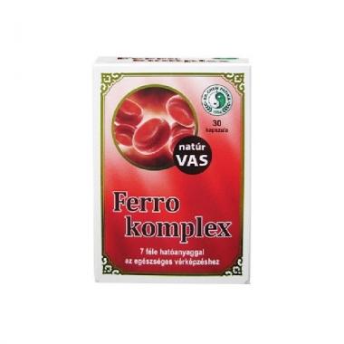 FERRO COMPLEX 30CPS