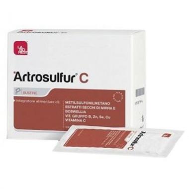 Artrosulfur C, 28 plicuri, Laborest Italia
